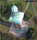 The Carillon from above
